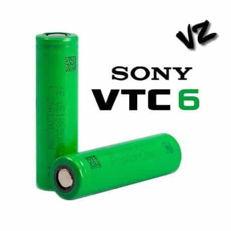 bateria sony vtc6 18650 3000mah