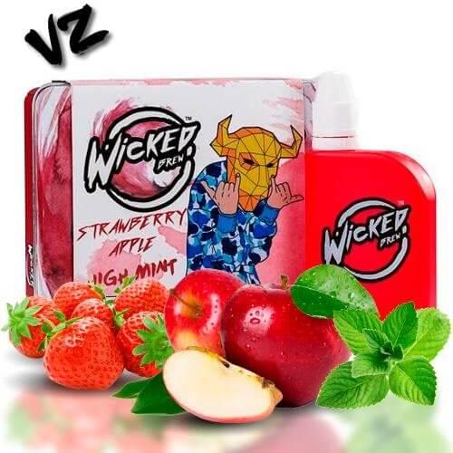 liquido-frutal-strawberry-apple-wicked-brew