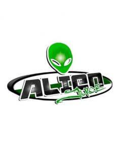 Aromas Alien Juice