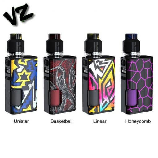wismec-luxotic-surface-kit