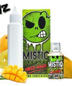 aroma naked mango mistiq flava