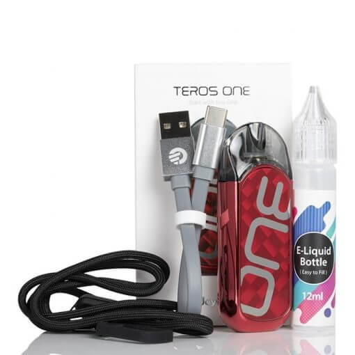 teros-one-pod-joyetech-contenido