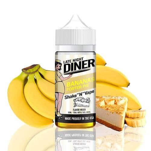 bananas-foster-late-night-diner-vaperzone
