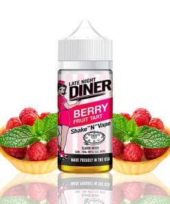 berry-fruit-tart-late-night-diner-vaperzone