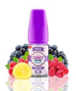 aroma purple rain dinner lady