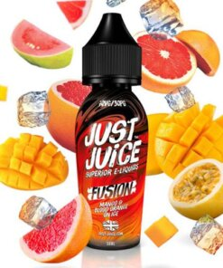 mango blood orange ice 50ml just juice