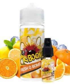 aroma k-boom fresh o bomb