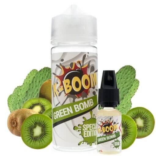 aroma k-boom green bomb