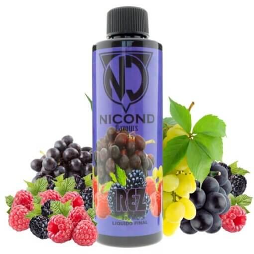 aroma-rez-nicond-shaman-juice