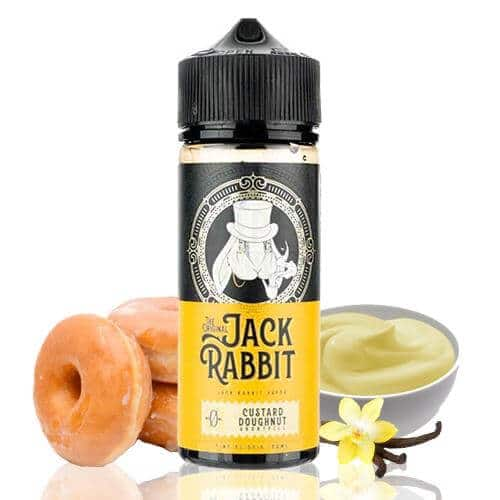 custard doughnut jack rabbit