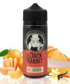 Mandarin Cheesecake Jack Rabbit 100ml