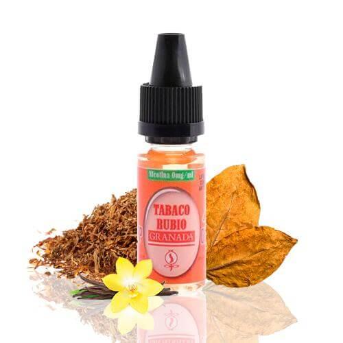 tabaco rubio granada 10ml