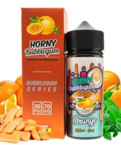 Orange Bubblegum Horny Flava 100ml