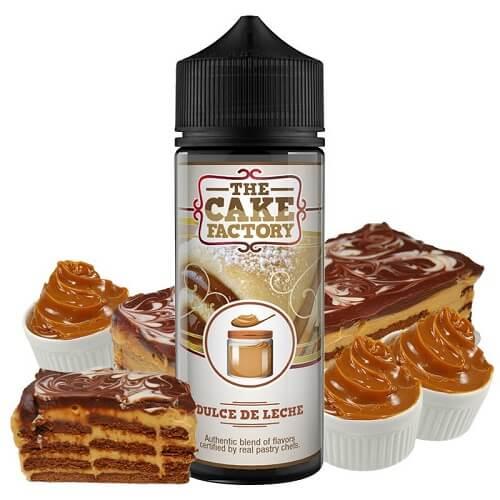 Dulce de Leche The Cake Factory 100ml