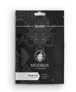 Moebius Coils Silver