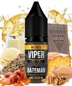 sales de nicotina Bateman de Viper Nic Salts