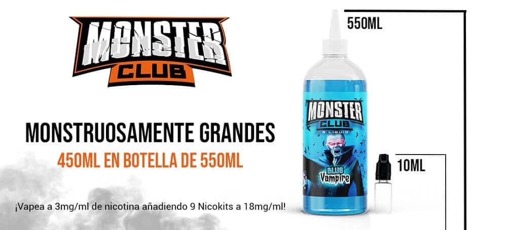 monster club nicokit