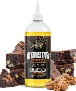 giant druid brownie 450ml monster club